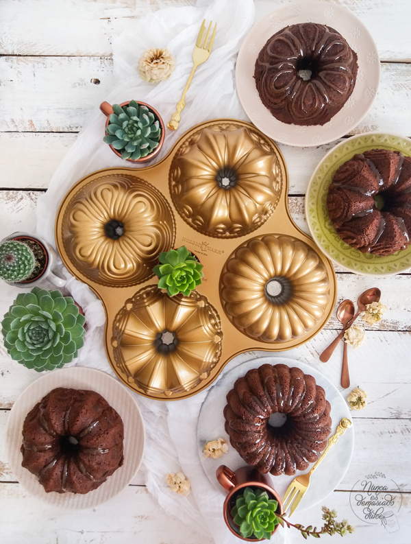 mini-bundt-cakes-moka-cafe-chocolate-dulce-leche