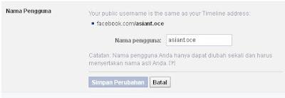 Cara membuat email facebook