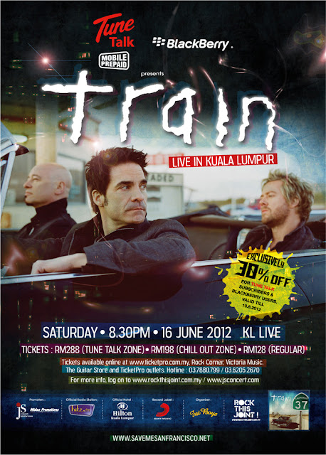Kuala Lumpur Train Band Concert