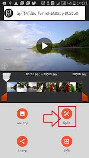 Cara Upload Video Whatsapp Lebih dari 30 Detik