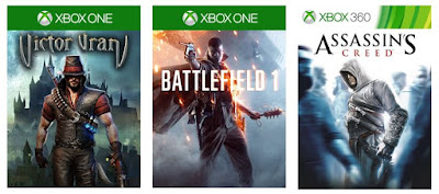 Xbox Gold Noviembre