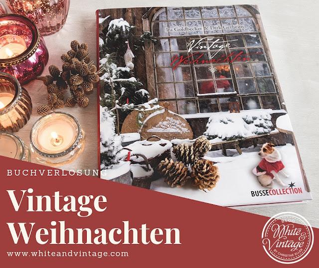 Buchverlosung Vintage Weihnachten