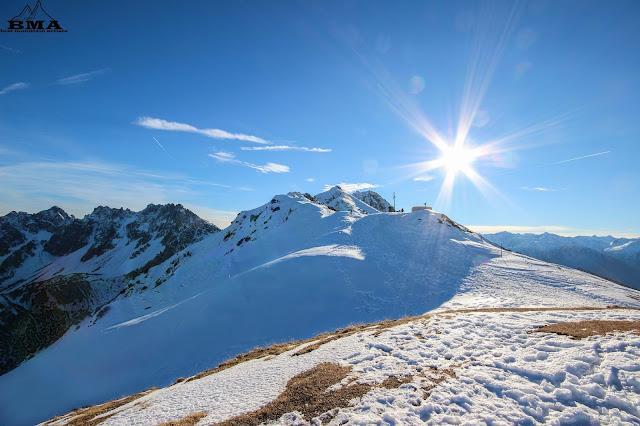wandern Tirol - Wanderung in Seefeld - Reither Spitze - Seefelder Spitze Rosshütte - Skifahren Seefeld