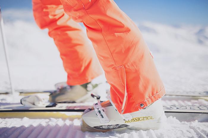 rossignol ski chaussure