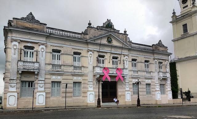 Palácio do Governo, em João Pessoa.