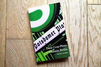 Lundi Librairie : Demain Berlin - Oscar Coop-Phane