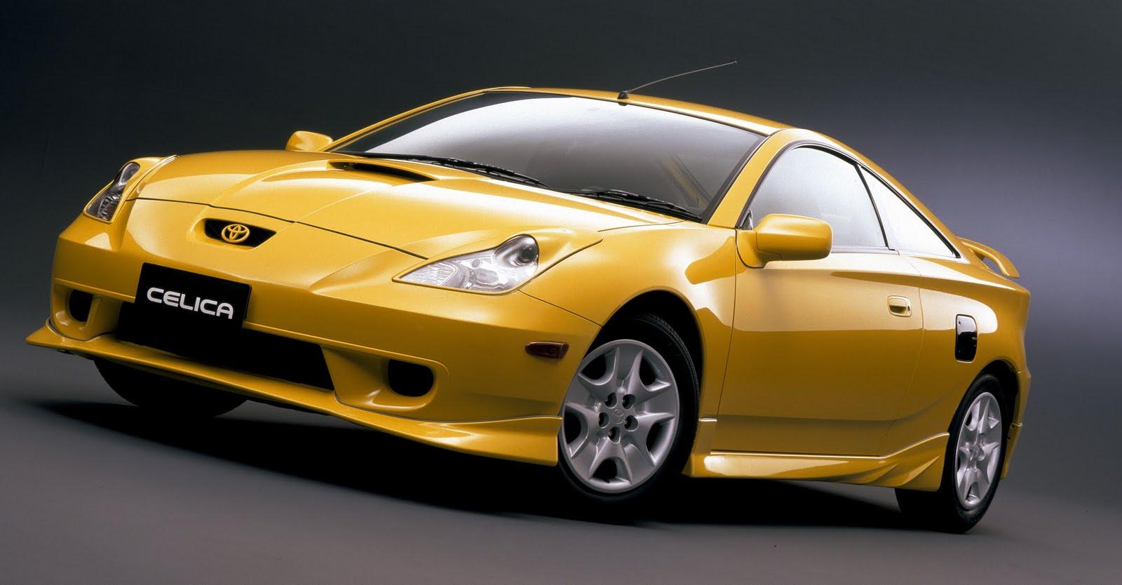 Toyota Celica Sport Car Review