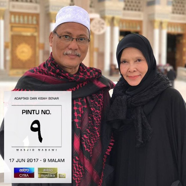 Sinopsis Telemovie Pintu No. 9 Masjid Nabawi
