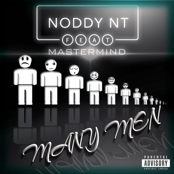 Nobody NT - Many Men (feat. Mastermind) - Single Cover