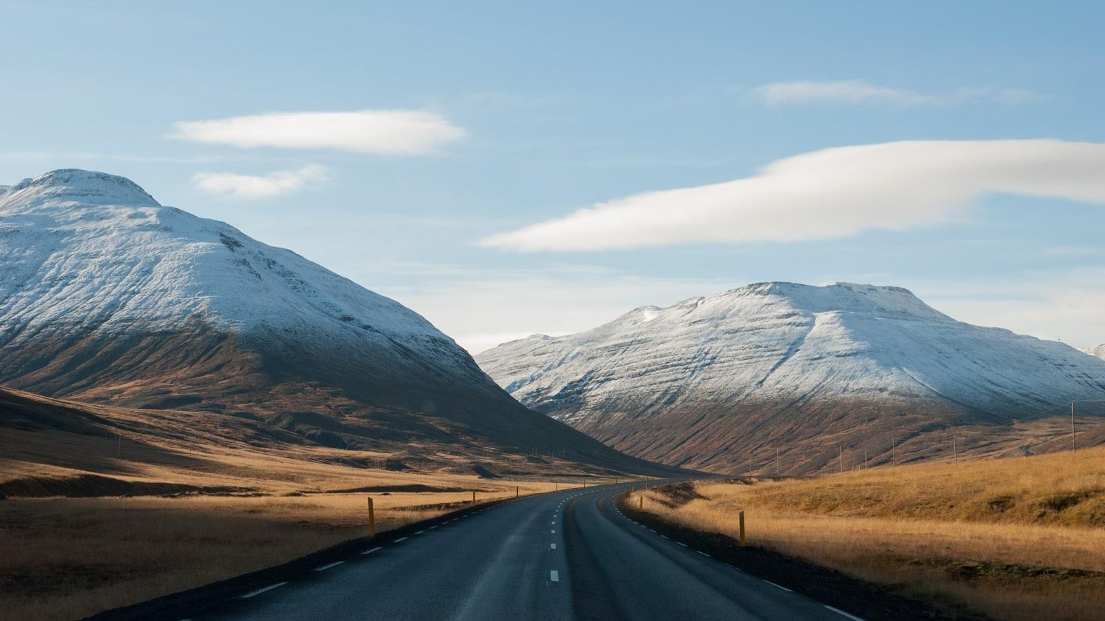 Islandia - podróż przez góry oraz półwysep fok.