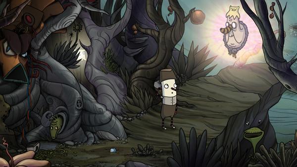 The Inner World - The Last Wind Monk (PC-Steam)