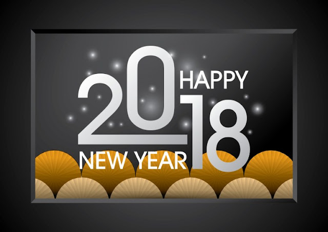 Happy new year love 2018 hd image