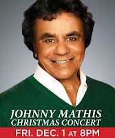 Johnny Mathis at Rosemont Theatre (Dec 1)