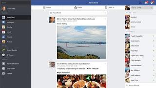 فيسبوك  للكمبيوتر