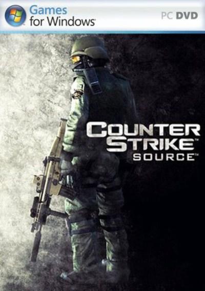 Resultado de imagem para COUNTER STRIKE SOURCE CAPA