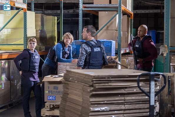 NCIS: Los Angeles - Black Market - Review: