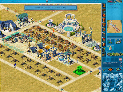 Zeus: Master of Olympus Game Screenshots 2000