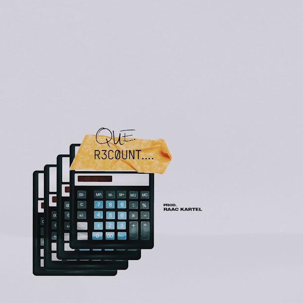Que - ReCount - Single Cover