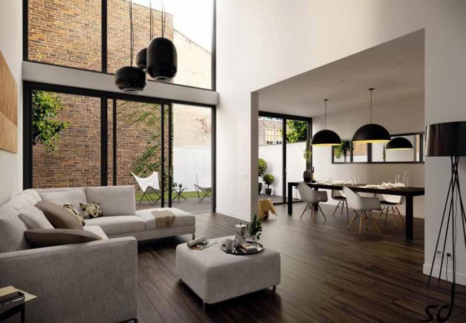 IKEA Membuat Ruang Tamu Dan Ruang Keluarga Jadi Lebih Modern