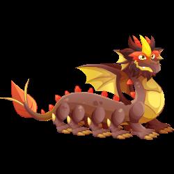 Dragón Cienpiés