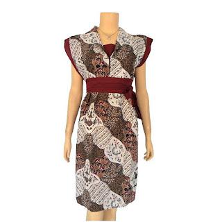 Download Image Model Baju Batik Wanita Terbaru PC Roid