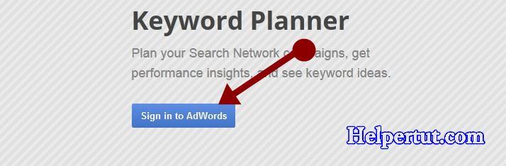 Adwords Keyword Tool - google adwords keyword planner tool me acounte banaye