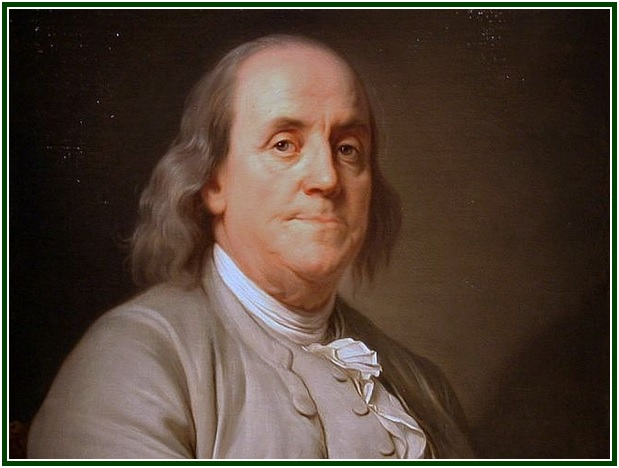 The Wisdom of Benjamin Franklin