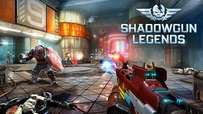 Download Shadowgun Legends Mod (Ammo / No Reload) Online di gilaandroid.com