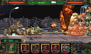 Metal Slug attack mod APK