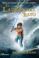 Crónicas Del Campamento Mestizo I. Percy Jackson Y Los Dioses Del Olimpo I: El Ladrón Del Rayo, de Rick Riordan