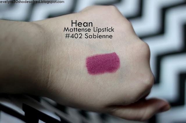 Hean Mattense 402 Sabienne