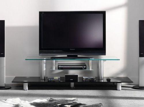 Tips voor bij het kopen van tv meubels wonen 2019 for Tv meubel glas