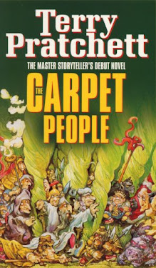 Portada de TERRY PRATCHETT - The carpet people