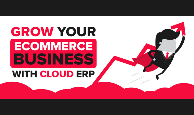 Cloud ERP and How It Can Help Grow Your eCommerce Business
