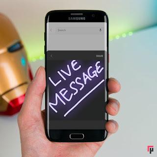 Live Message
