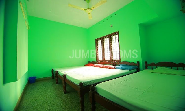 Budget Dormitory in Alleppey