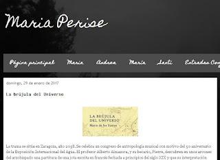 http://mariaperise.blogspot.com.es/2017/01/la-brujula-del-universo.html