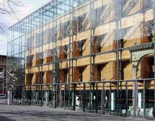Neubau Rheinisches Landesmuseum Bonn