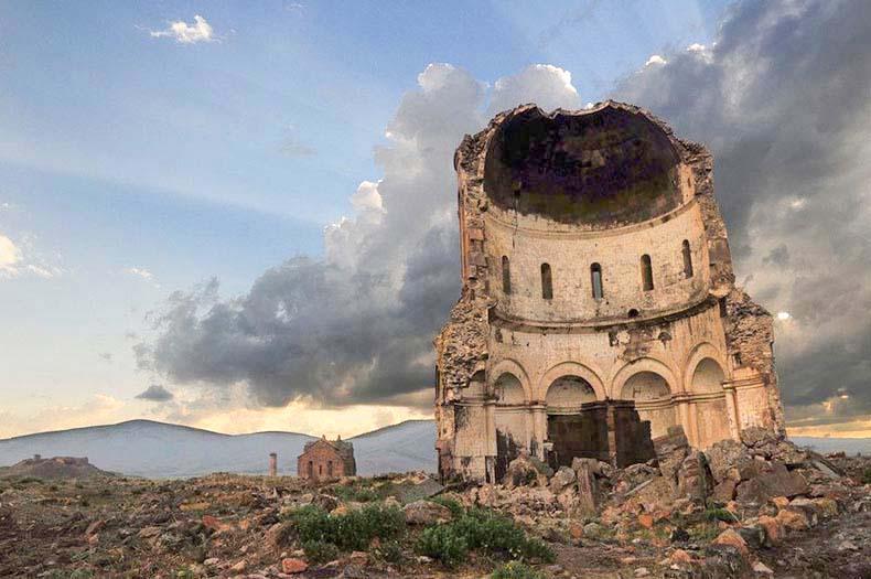 Las iglesias en ruinas de Ani | Turquía