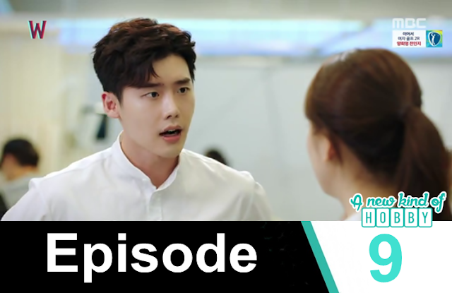 Kang chul with yeon joo - W - Episode 9 Review