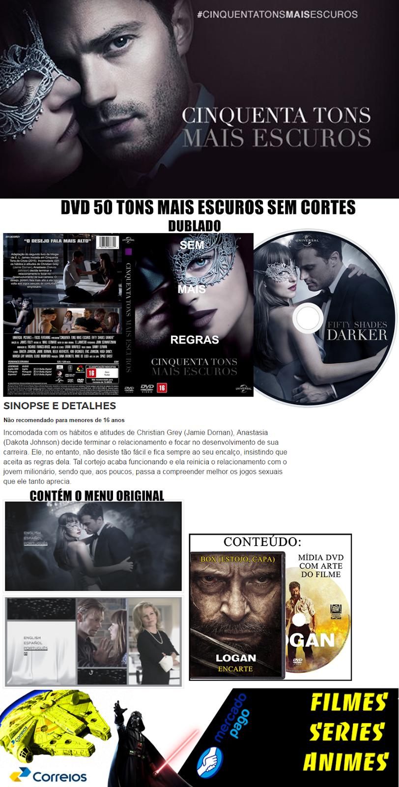 50 Tons Mais Escuros Filme Completo Dublado Completo teste: 2017