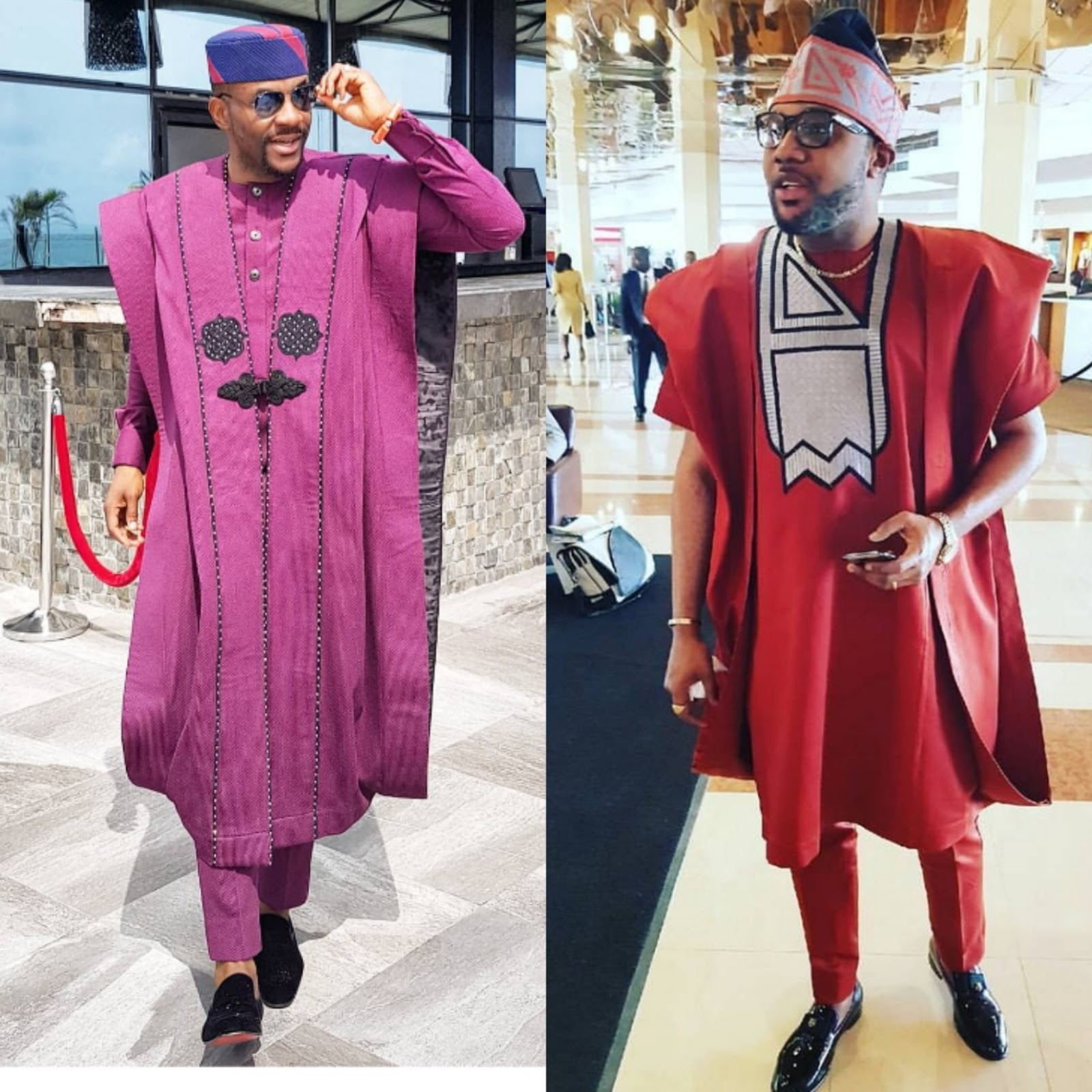 WELCOME TO MIGLIORE STITCHES : NEW IGBO TRADITIONAL OUTFIT
