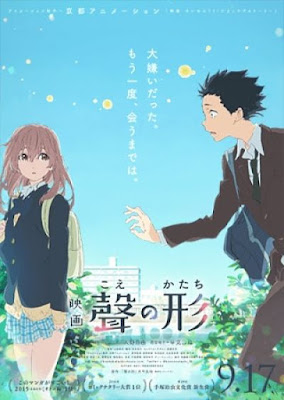 Download Koe no Katachi BD Movie Film Bahasa Indonesia 240p, 360p, 480p, 720p, 1080p Gratis