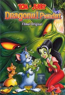Tom şi Jerry: Dragonul Pierdut – desene aniamte dublate