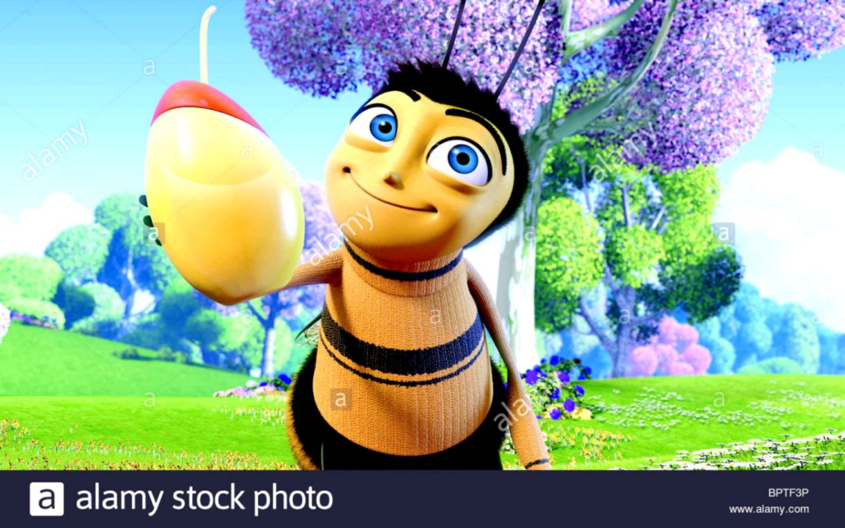 Barry B Benson Bee Hd Wallpapers