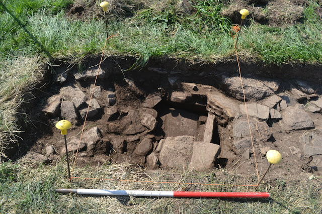 Possible discovery of prehistoric settlement near Scotland's Thurso