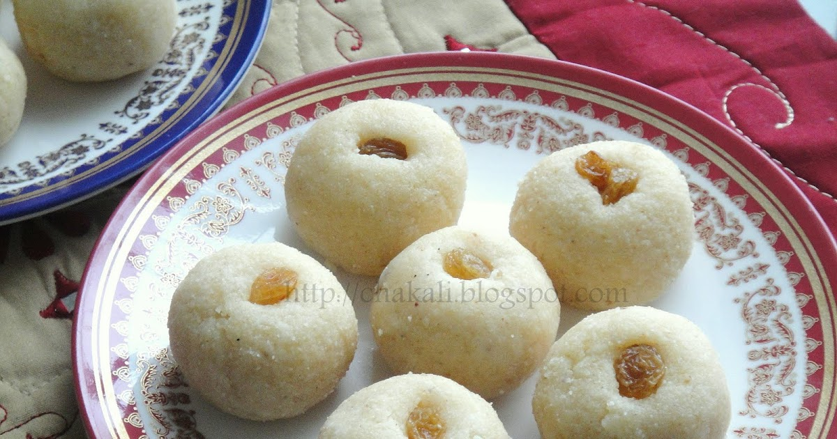 Cake Recipe In Marathi Chakali: Semolina Coconut Laddu