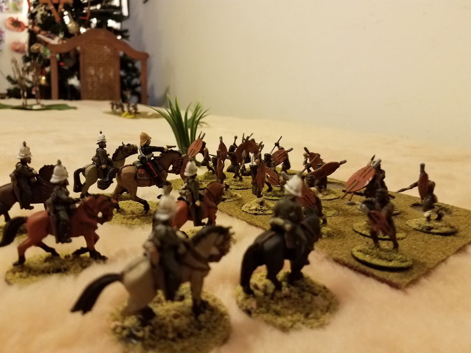 Phil's Epic Wargaming Adventure: The Men Who Would be Kings: Rules