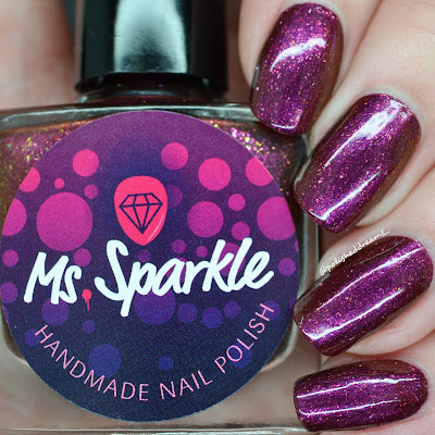 Ms. Sparkle Are You Afraid of the Dark?