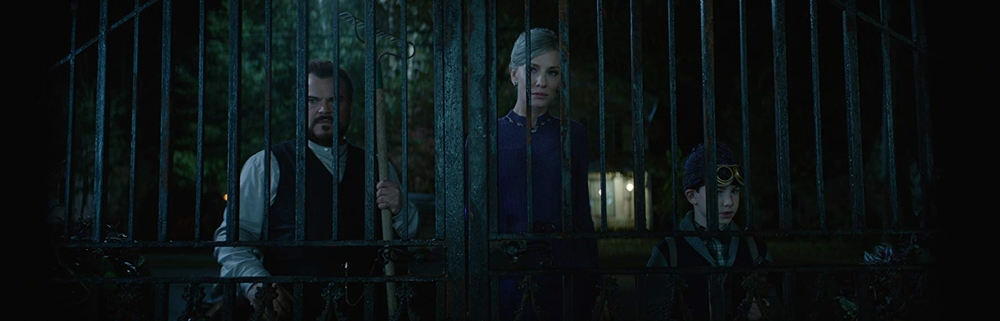 The House with a Clock in Its Walls, Jack Clack, Cate Blanchett, Owen Vaccaro, Movie Review by Rawlins, Funny movie, Rawlins GLAM